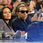 Boo'd Up ~ Ludacris & His Mystery Lady at The NBA All-Star Game