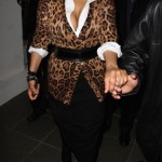 Janet Jackson London Fashion Week