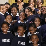 2010 Governor's Ball ~ Michelle Obama's Sleek New Bob [PHOTOS + VIDEO]