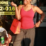 Spotted: Maia Campbell Clean & Sober