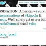 Blogger Under Investigation After Twitter Threats to President Barack Obama