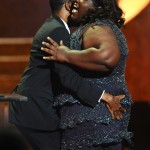 Chris Rock & Gabourey Sidibe