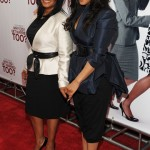 Sister Act ~ Janet & Reebie Jackson Hit the Red Carpet [PHOTOS]