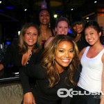 "Spotted: Gabrielle Union Parties in the ""A"" [PHOTOS + VIDEO]"