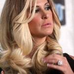 Kim Zolciak RING 2010