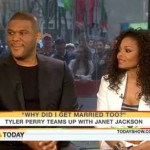 Janet Jackson & Tyler Perry Make A Cute Couple…