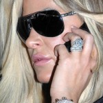 Kim Zolciak Arriving At LAX