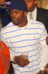 Mike Vick Velvet Room Atlanta