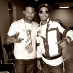 "The A-Pod ~ Two NEW Usher Songs: ""Guilty"" ft. T.I. + ""She Don't Know"" ft. Ludacris"