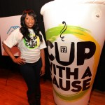 Jennifer Hudson Reps Weight Watchers [PHOTOS]