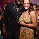 "Lance Gross & Eva Marcille Celebrate ""Singledom"" by Hosting Separate Events [PHOTOS]"