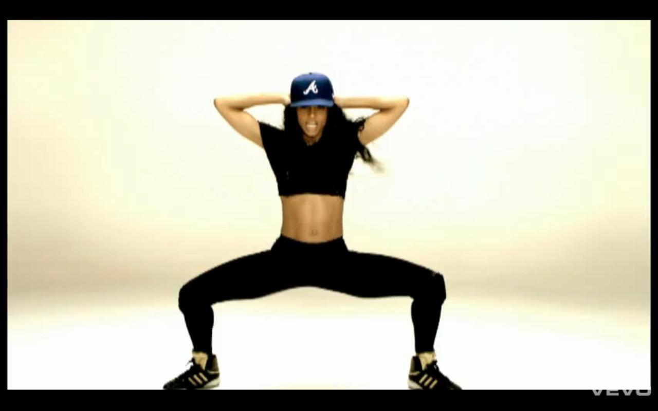Casses, Ciara love sex and magic music video