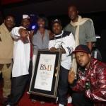 """Big Boi Receives BMI's """"Legends of ATL"""" Award"""
