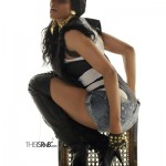 "Quick Flix: Ciara's Promo Shots for ""Ride It"""
