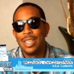 Ludacris Hits the Block for Census 2010 [PHOTOS + VIDEO]
