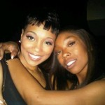 TwitPic of the Day: Monica & Brandy Reunited… Again