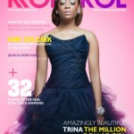 Cover Shots: Trina Covers Kontrol Magazine [PHOTOS]
