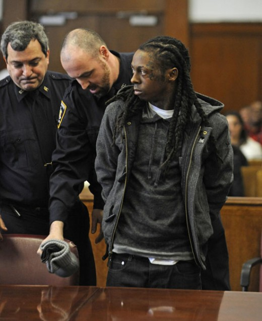Lil Wayne In Jail