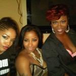 Behind The Scenes ~ BEDROCK (Remix) Video Shoot ~ Rasheeda, Diamond, Toya Carter, Lola Monroe & Diamond