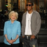 In Case You Missed It ~ Betty White & Jay-Z on SNL [VIDEO]