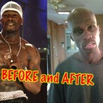 Suddenly Slim: 50 Cent's Disturbing Weight Loss… [PHOTOS]