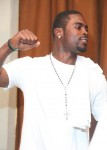 Mike Vick Fist Pump