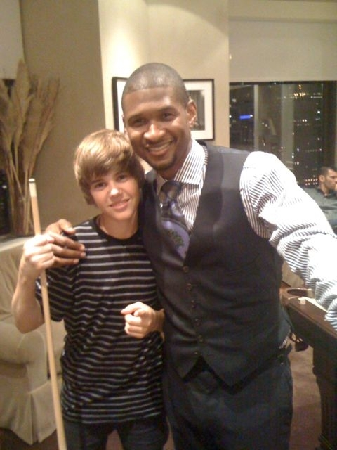 Usher Says He Has an Incredible Opening Prepared for