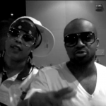 Da Brat and Jermaine Dupri