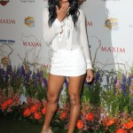 Quick Flix: Ciara at Maxim 100  Party