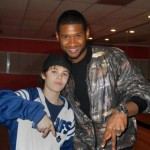 "Usher Says He Won't ""Diddy"" Justin Bieber + Soulja Boy/Bieber's ""Rich Girl"""