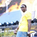 Gucci Mane at Summer Jam 2010