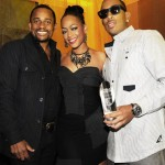 Ludacris Honored by Magnum Condoms [PHOTOS + VIDEO]