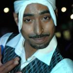 Tupac Look alike