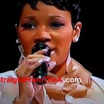 Monica Performs National Anthem ~ 2010 NBA Finals, Game 3 [Video]