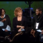 Usher on The View