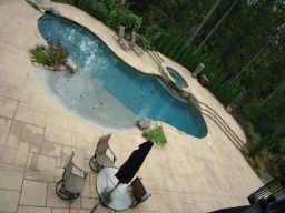 Usher's Pool