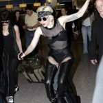 Lady Gaga Takes a Tumble…