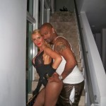 Sandra Lopez (Basketball Wives Groupie) & Big Tigga