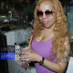"Tameka ""Tiny"" Cottle ""Shakes"" It Up in L.A…"