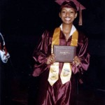 Keri Hilson Graduation Photo