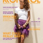"Rozonda ""Chilli"" Thomas Covers Kontrol Magazine [PHOTOS]"