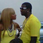 Diamond & Gucci Mane