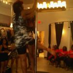 Kandi Burruss Hits the Pole…