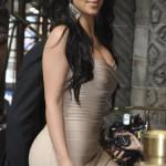 Kim Kardashia ~ La La & Carmelo's Wedding