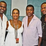 Mayor Reed, Camile Love, Babyface, Chris Tucker