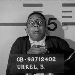 Mugshot Mania ~ Did 'Steve Urkel' Beat His Baby Mama?