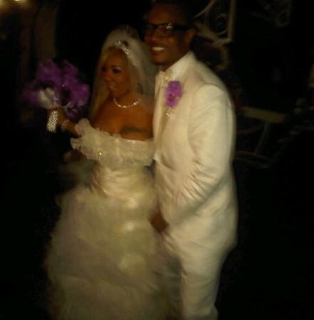 Inside T I Amp Tiny S Miami Wedding Photos