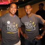 "Quick Flix ~ Usher Hosts ""Powered By Service Day"" in Atlanta"
