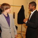 Justin Beiber &amp; Usher Raymond