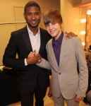 Usher &amp; Justin Beiber
